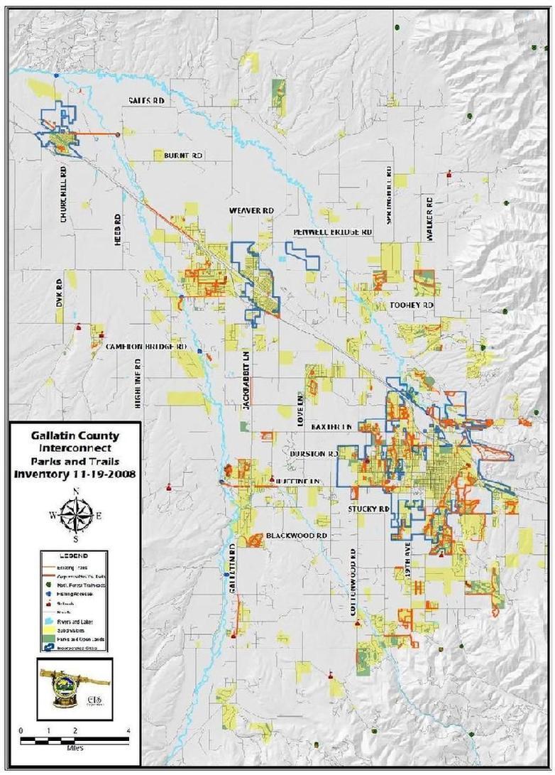 Bozeman Parks and Trails | Bozeman Real Estate Report™