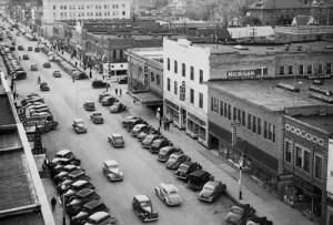Main Street Old Bozeman Photos